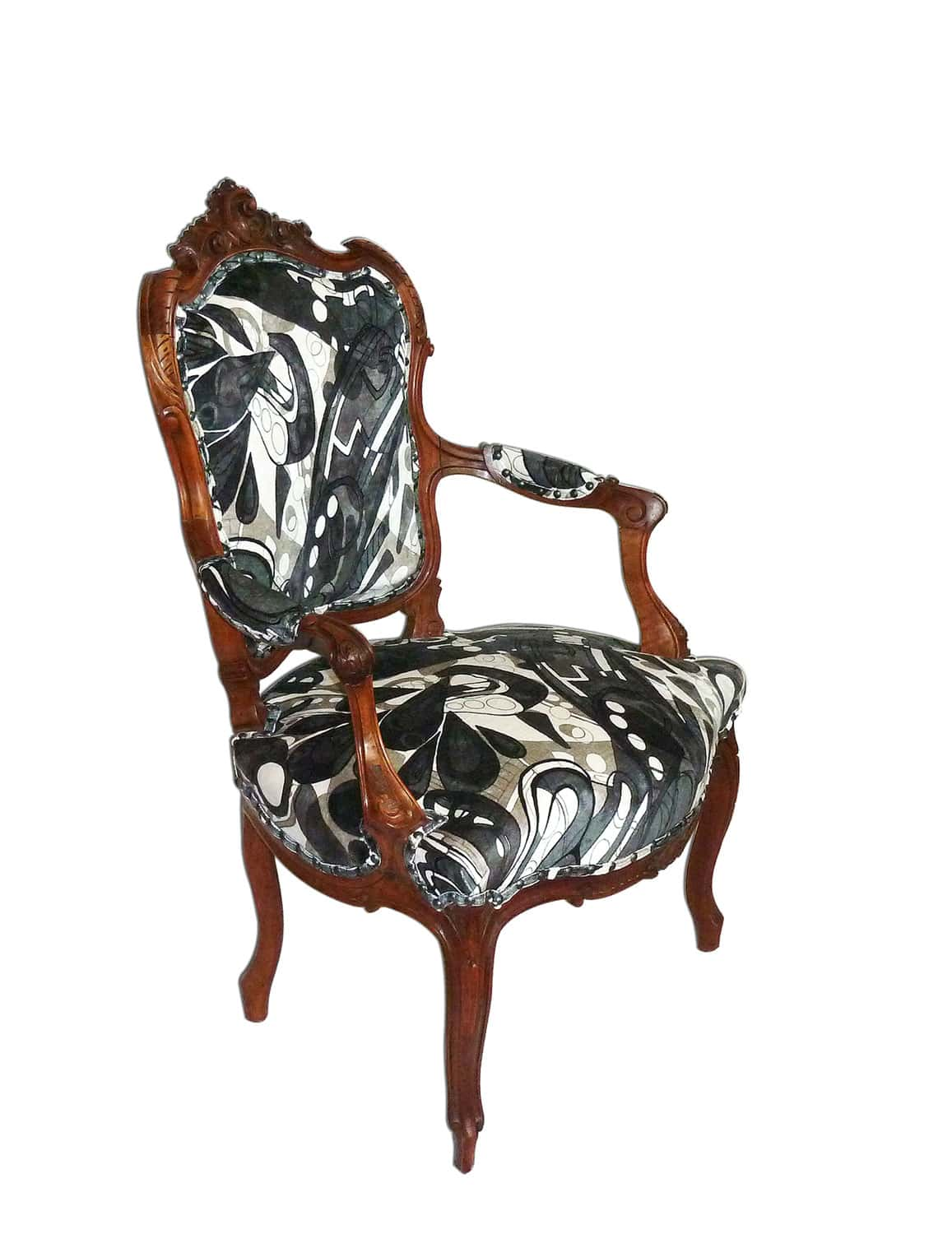 Fauteuil Louis Philippe